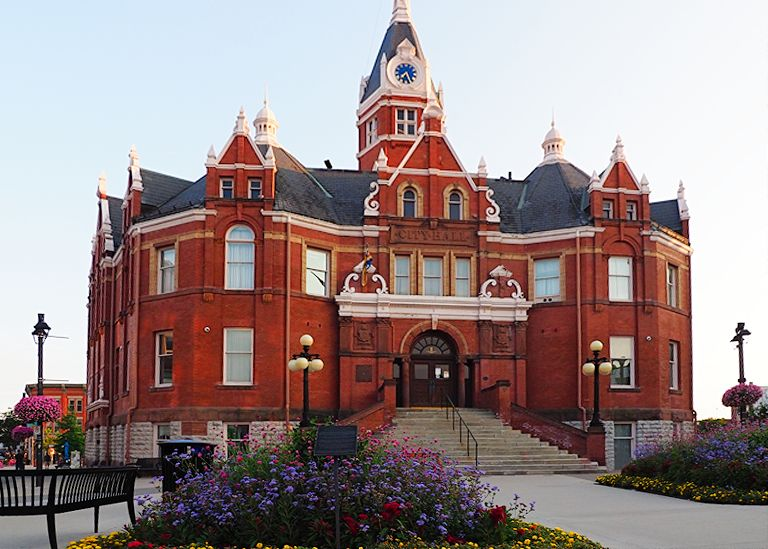 Historic Town Hall Stratford Ontario